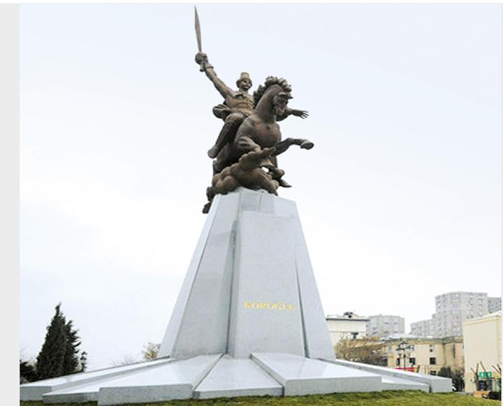 阿赛拜疆中心广场