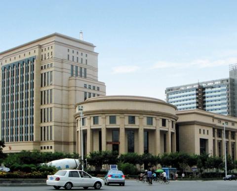 天津中级法院