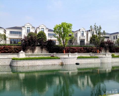 杭州东晖别墅建筑幕墙项目