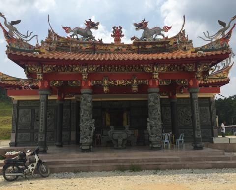 马来西亚森美州西天宫-1
