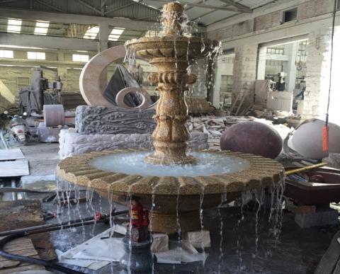 漳州园林景观水景喷泉