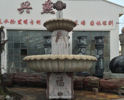 惠安景观石雕喷泉