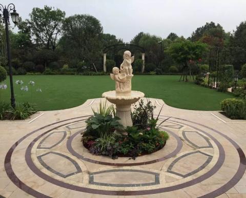 绍兴绿城景观雕塑